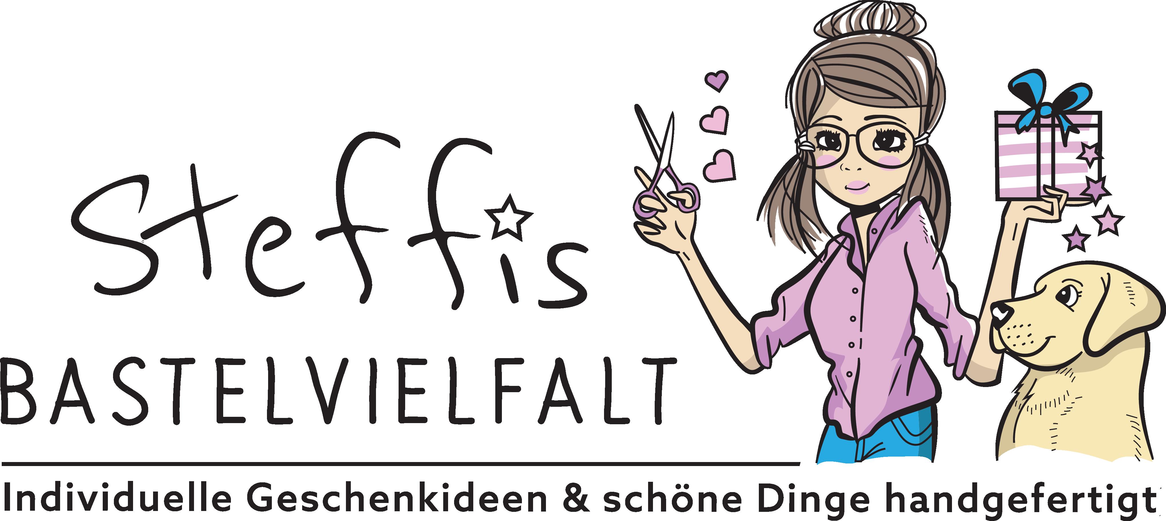 Steffis Bastelvielfalt-Logo